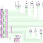 Схема электрическая принципиальная управления двигателем Cummins ISF 2.8 ГАЗель Next.