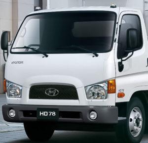 Электрооборудование Hyundai HD 65/72/78 (1 часть).