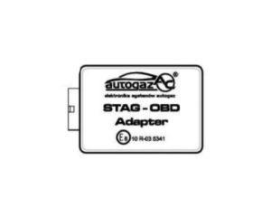 Инструкция по подключению адаптера STAG-OBD