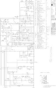 Схема THERMO KING CD 30.