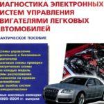 Диагностика электронных систем управления двигателями легковых автомобилей.