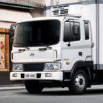 Информация по Hyundai HD 120.