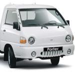 Схема электрооборудования двигателя Hyundai Porter.