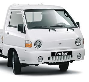 Схема электрооборудования двигателя Hyundai Porter