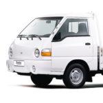 Схема электрооборудования Hyundai Porter (1 часть).