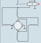 Схема соединений генератора и стартера Hyundai Porter