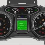 Комбинация приборов C41R13.3801010 ГАЗон Next.