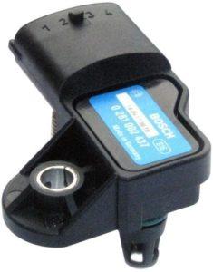 Датчик давления и температуры наддувочного воздуха ЯМЗ-53404, ЯМЗ-53604.