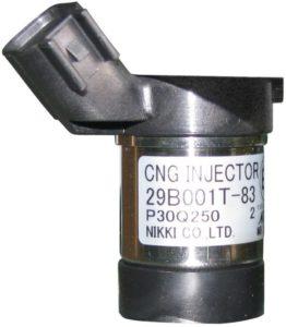 Форсунка CNG с электромагнитным клапаном ЯМЗ-53404, ЯМЗ-53604.