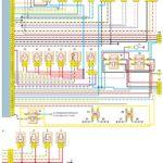 Схема системы управления двигателями ЗМЗ-40522, УМЗ-4216 ГАЗель.