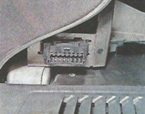 Электронный блок управления системы управления двигателем Лада Гранта.