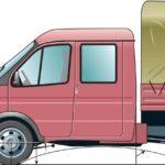 Технические характеристики автомобилей ГАЗель.