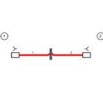 Схема электрических соединений жгута проводов дополнительного ( 21700 – 3724100-00) ВАЗ 2170 (Приора).