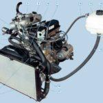 Система охлаждения двигателя ГАЗель Бизнес.