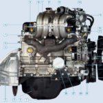 Двигатель ГАЗель Бизнес.