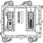 Электронный блок управления двигателей ЯМЗ-5340, ЯМЗ-536.