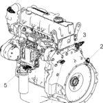 Система бортовой диагностики (БД) двигателей ЯМЗ-5340, ЯМЗ-536.