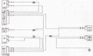 Система кондиционирования и система охлаждения двигателя (климатическая установка, двигательK4M690) Лада Ларгус.