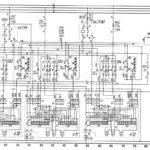 Схема дверейавтобуса ЛиАЗ-529222.