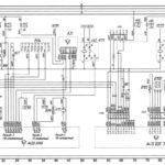 Схема двигателя MAN автобуса ЛиАЗ-529222.