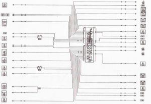 Комбинация приборов (маршрутный компьютер) Лада Ларгус.