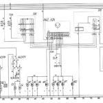Схема наружной сигнализации (пластиковая маска)ЛиАЗ-529222.