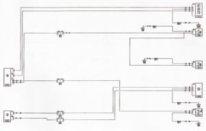 """Плафон освещения салона (семейство F90, замки дверей с функцией """"центральный замок"""" и ДУ) Лада Ларгус."""