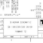 Схема THERMO KING SB 130/230/330 с контроллером SR 3.