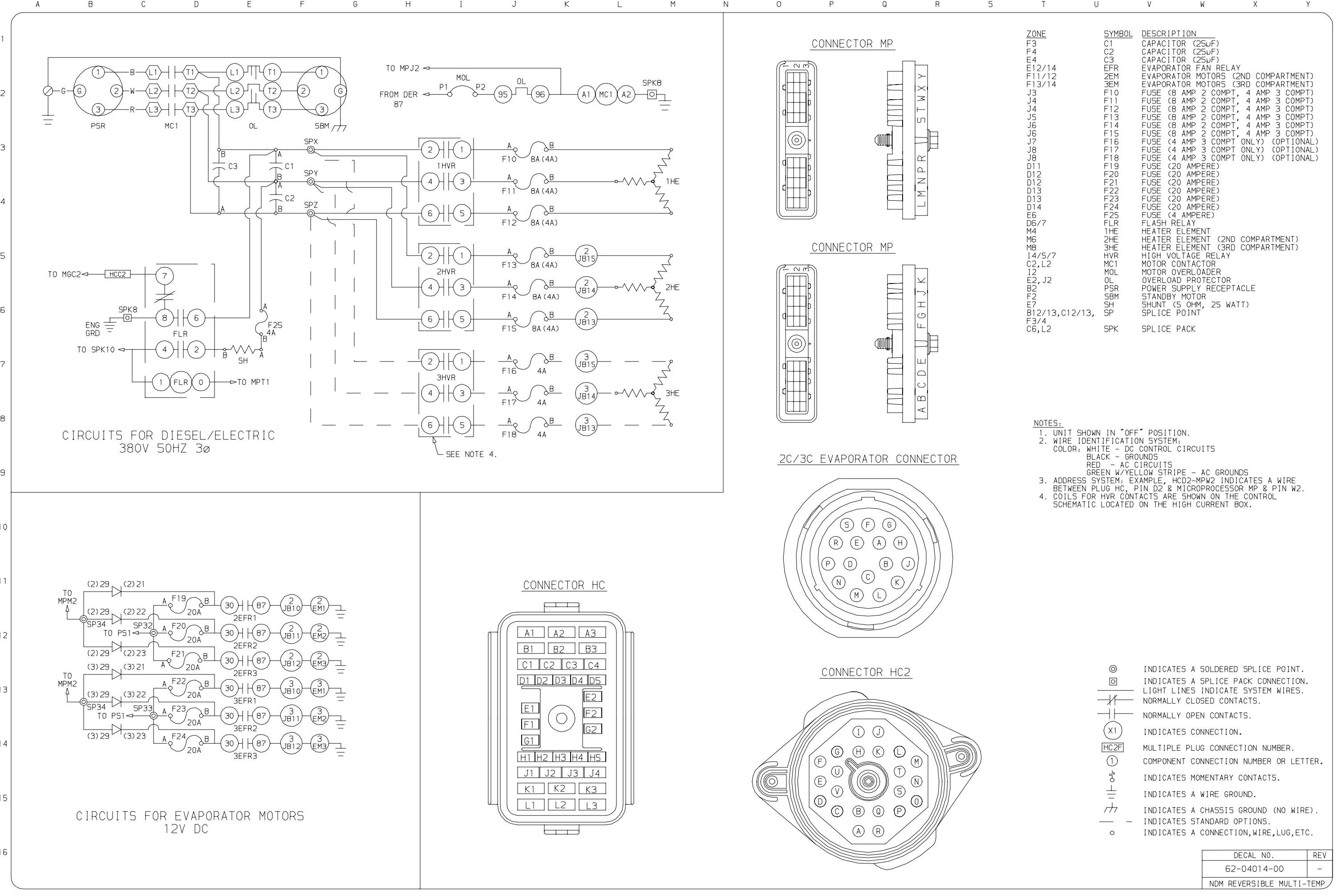 u0421 u0445 u0435 u043c u044b carrier genesis tm900  1000 multi