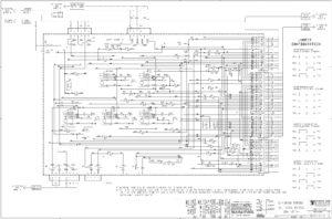 Схемы Thermo King S II, SB III, RMN 30, SR+, MP IV+.