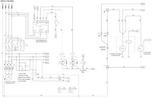 Схема ZANOTTIDFZ495U180F/TBI-U80F/TBI.