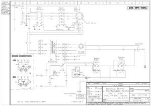 Схемы Thermo King DSR Microprocessor Controller V-400, V-500 MAX.