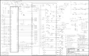 Схема Carrier Genesis R 90 U.