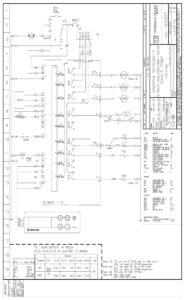 Схемы Thermo King DSR Microprocessor ControllerV-100, V-200, V-300 MAX.