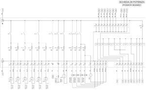 Схемы ZANOTTI DFZ425... DFZ430... DFZ435... DFZ465... DFZ495...