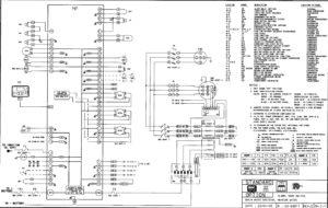 Схема Carrier Xarios400/500.