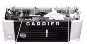 Руководство по эксплуатации и сервисному обслуживанию CarrierSUPRA 422, 522, 622, 722, 822, 922, 444, 544, 644, 744, 844, 944.