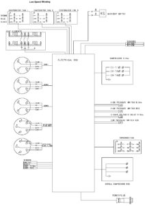CRR DF MPC2000ID Unit Wiring Schematic.