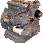 Руководство по эксплуатации дизельных двигателейCarrier V2203-DI.
