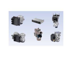 EBS3 Wabco. Описание тормозной системы с электронным управлением.