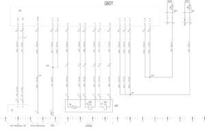 Схема электрическая принципиальная системы управления ретардером КамАЗ 5490.