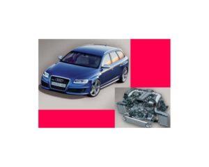 Audi RS 6. Описание конструкции.