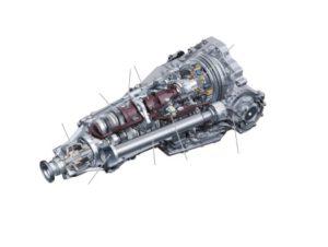 Агрегаты Audi Q5. Описание конструкции.