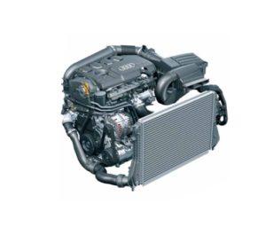 Изменения в 4 цилиндровом двигателе TFSI с цепью в приводе ГРМ.