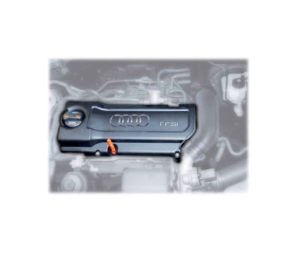 Двигатель Audi 1,4 л TFSI. Описание конструкции.