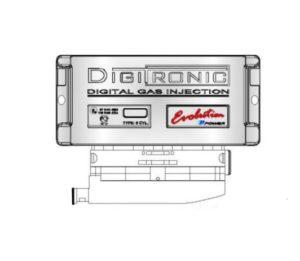 Digitronic DGI EVO. Инструкция по подключению и программированию контроллера.