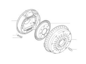 Лада Приора Coupe. Каталог деталей и сборочных единиц (2009 год).