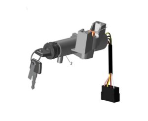 Выключатель приборов и стартера (выключатель зажигания) ГАЗель Next.