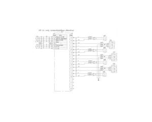 Схема АБС Wabco Валдай (ГАЗ-33104, ГАЗ-331041 и их модификации).