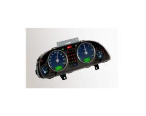 Комбинация приборов 58.3801000-052 автомобилей ГАЗель-бизнес с двигателем Cummins. Описание. Сигнализаторы.